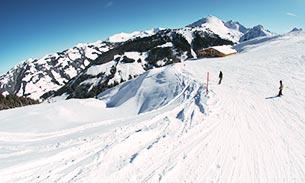 Alpbach Austria ski safari