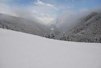 innsbruck snow